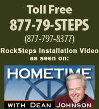 RockSteps on Hometime with Dean Johnson